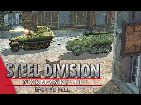 2nd APT Grand Final! Steel Division: Normandy 44 - YueJin vs ku2521 (Cheux, 1v1)