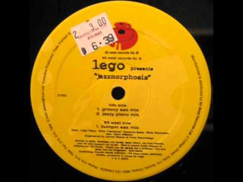 Lego - Jazzmorphosis (Groovy Sax Mix) (2000)