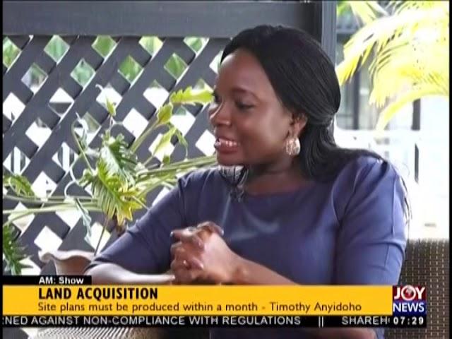 The Home Series: Land Acquisition - AM Talk on JoyNews (17-8-18)