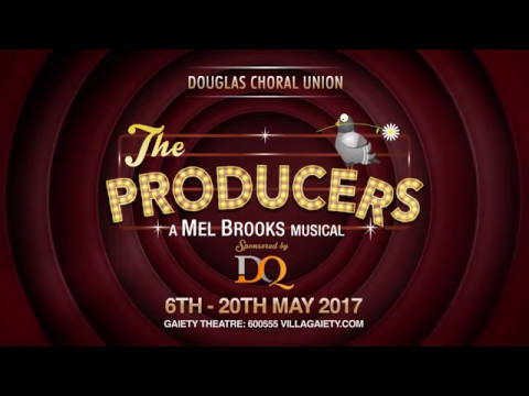 Opening Night The Producers Isle of Man