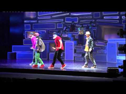 BLAZE the sensational streetdance show: trailer 2013