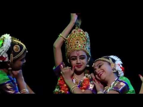 Salangai Poojai - SONG 4 VISHAMAKARA KANNAN - RAGAM: CHENCHURUTTI - THALAM: ADI