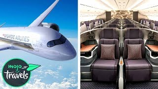 Top 10 Airlines in the World 2019