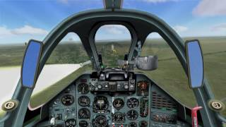 Lock On Modern Air Combat Original SU25 Gameplay (PC)