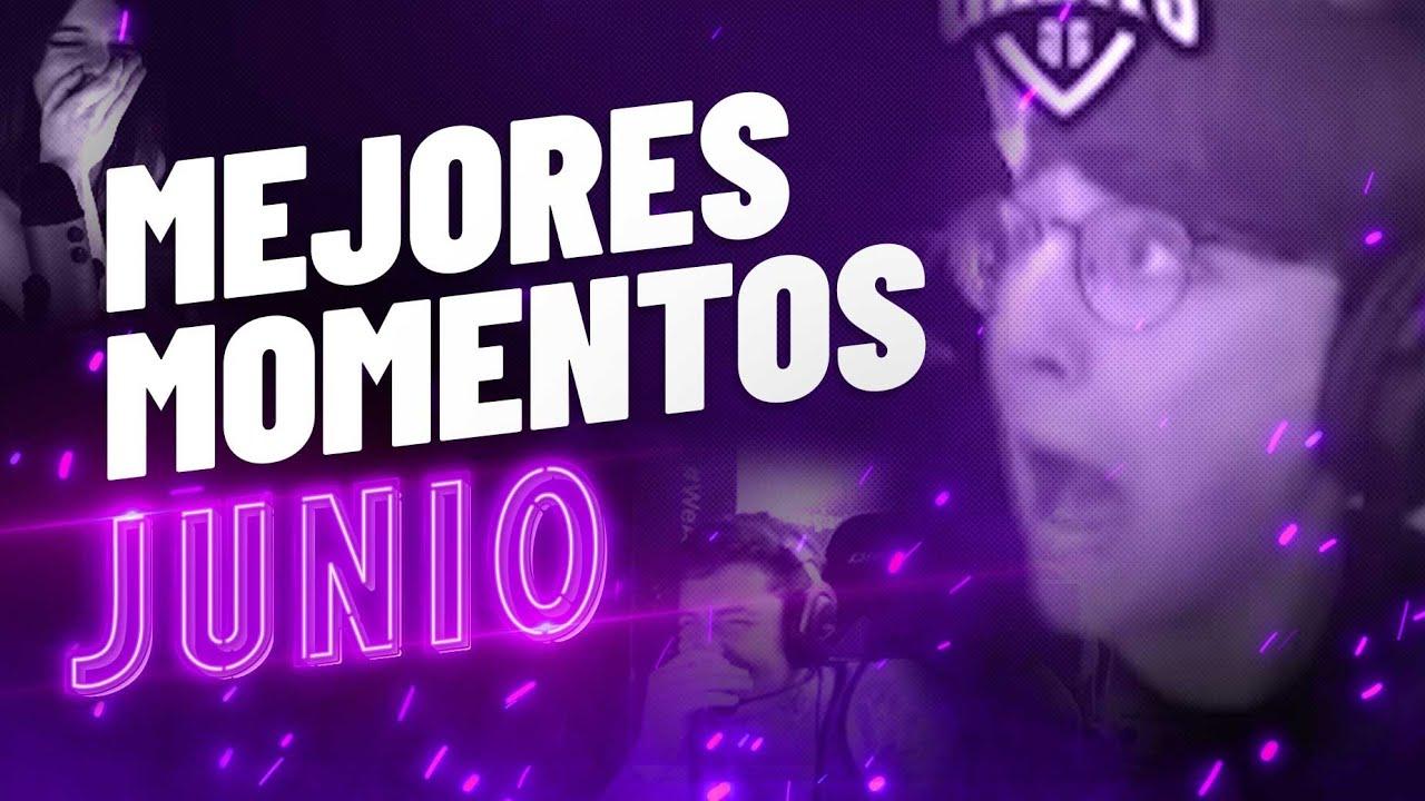 ¡SUSTOS DE INFARTO Y ATAQUES DE RISA! - MEJORES MOMENTOS DE JUNIO