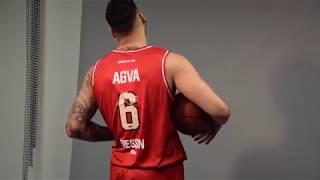 46ers-TV: Teamvorstellung easyCredit BBL-Saison 2017/18 - #6 Mahir Agva