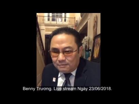 Benny Truong-Ngày 23/06/2018.