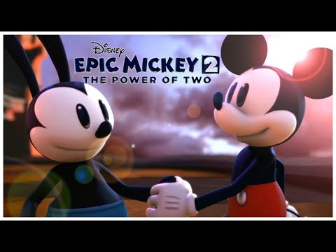 EPIC MICKEY 2: THE POWER OF TWO - FULL GAME WALKTHROUGH