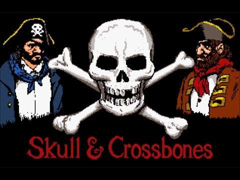 Arcade Longplay #76: Skulls  And Crossbones