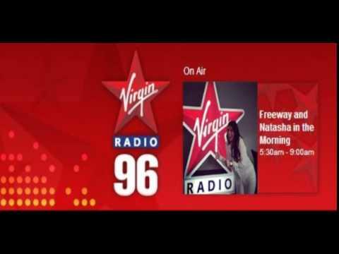 Sabrina Abbate Virgin Radio Montreal 6/2/2014