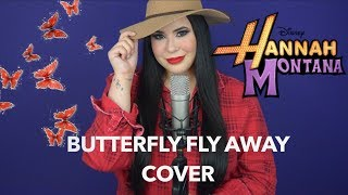 Butterfly Fly Away-Hannah Montana The Movie/Amanda Flores (Cover)