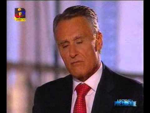 2011 09 29 Entrevista Cavaco Silva TVI
