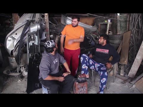 كرفان - صد رد 2014 - زيارة المريض