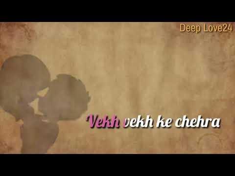 Aakh Lad Jaave Female Status 😙😙