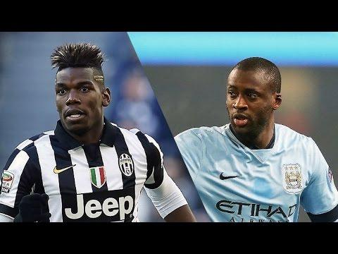 Manchester City Vs Juventus -2015 HD- Champions League -Promo-