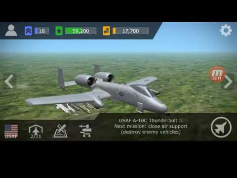 老李錄實況 Strike fighters modern combat 今天用全英文介紹 today use full english  introduce
