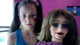 Girl Eyebrow Dance Eye brow - Cadbury Eyebrows Ad remake Thumbnail