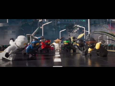 "The LEGO NINJAGO Movie | ""NINJA-GO!"" Clip [HD]"