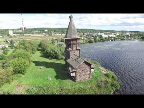 Карелия - Церковь Успения Пресвятой Богородицы в Кондопоге