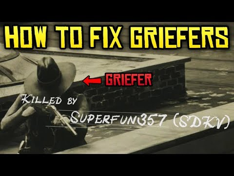 The 1 Simple Solution to Fix Griefers in Red Dead Online (Rockstar PLEASE Add This)