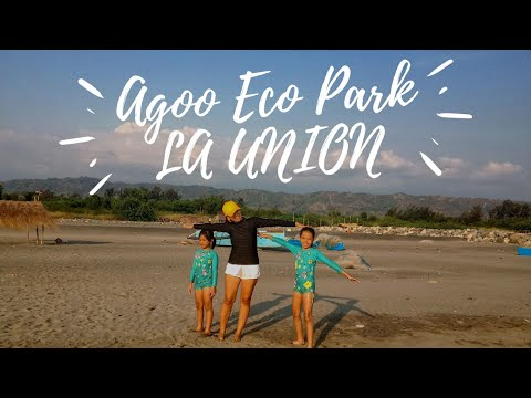 AGOO ECO FUN PARK. LA UNION. TOURIST SPOTS DESTINATIONS.  Family Travel Vlog. ZairaZaraZaree