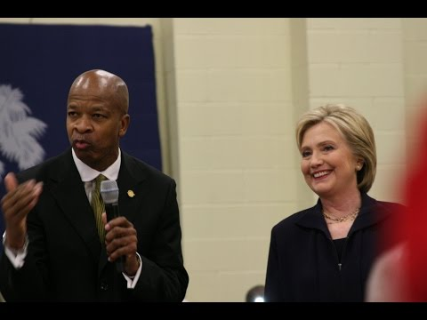Madam Secretary of State Hillary Clinton Kingstree, SC February 25, 2016