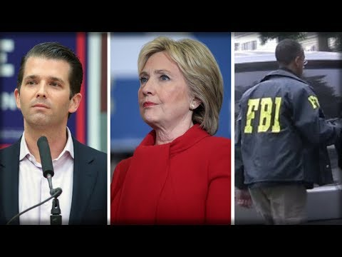 WHILE EVERYONE FOCUSED ON TRUMP JR. CONTROVERSY, FBI MADE STUNNING MOVE WITH HILLARY'S EMAILS