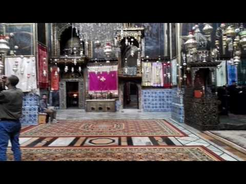 Cathedral of Saint James (The Armenian Quarter), Jerusalem - the beauty of the Armenian chants