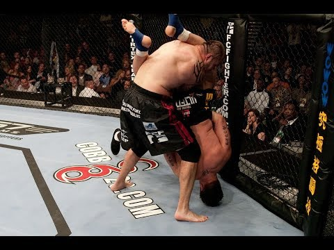 Top 10 Technical Submissions in UFC/MMA