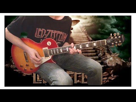 Led Zepplin Stairway to Heaven Guitar Cover