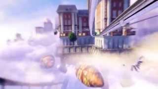 BioShock Infinite pc gamplay max settings hd 6950 2 gb