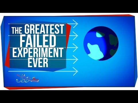 The Greatest Failed Experiment Ever