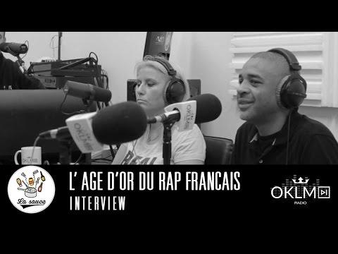 #LaSauce - Invité : L Age D Or Du Rap Français (EXPRESSION DIREKT & ILL (XMEN)...) 24/02/17
