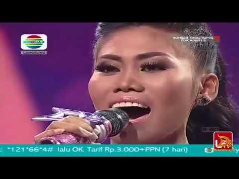 Evi Masamba DA2 - Laguku (konser 15 Besar)
