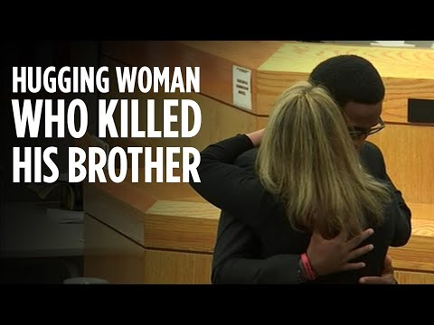 Ellen K Weekend Show - Brother of Shooting Victim Forgives His Killer In Court