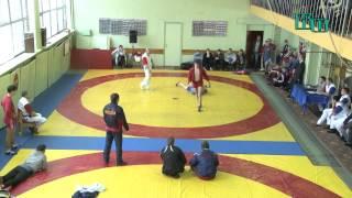 Региональные соревнования по самбо