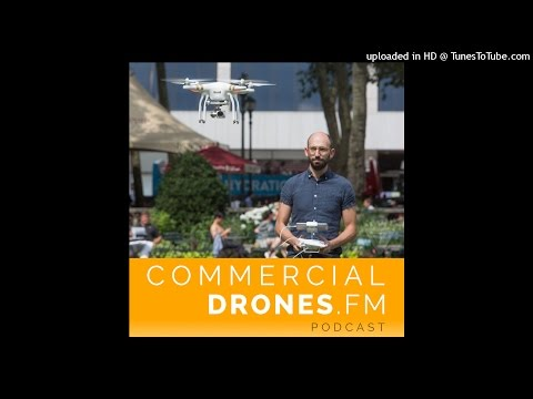 #007 - Dissecting Drone Industry News with Ben Popper of The Verge