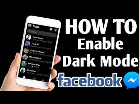 How To On Dark Mode In Your Facebook in Hindi/Urdu ||Technical Babu