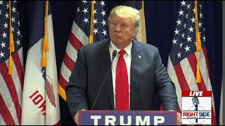 Full Event: Donald Trump Campaign Rally in Newton, IA (11-19-15)