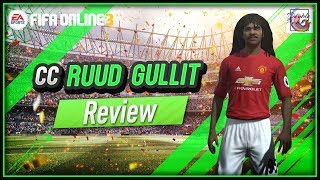 CC Ruud Gullit Review- เขาคุ้มค่าหรือไม่? - adakah ia berbaloi? - FIFA ONLINE 3
