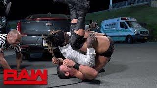 Robert Roode vs R-Truth  247 Championship Match Raw May 20 2019