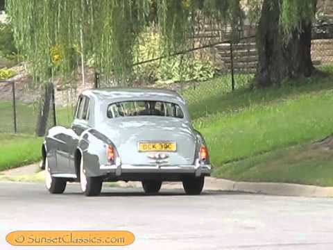 1965 Rolls Royce Silver Cloud III Drive By and Test Drive