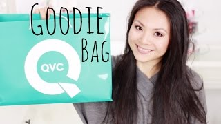 QVC Blogger Event Goodie Bag | Mamiseelen Thumbnail