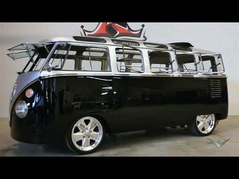 1962 23 Window Volkswagen Bus - YouTube