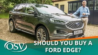 Ford Edge Car Review - An Suv Worth Considering?
