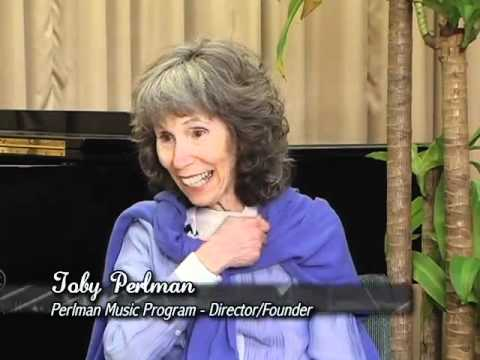 Conversation with Toby & Itzhak Perlman - Sarasota WInter Residency -