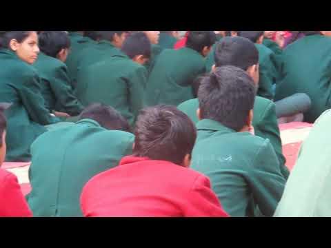 Christmas Carol By Teachers:All Saints Church School Jaipur.