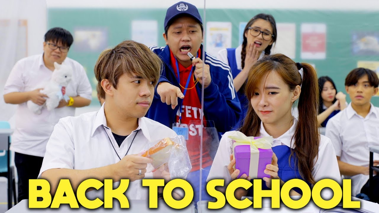 Download 13 Types of Students BACK TO SCHOOL