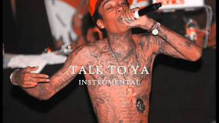Wiz Khalifa - Talk To Ya Instrumental