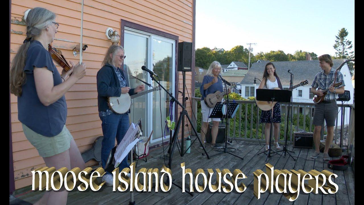 Moose Island Players Concert ... a highlight of Summer 2020